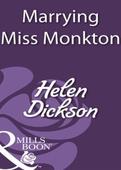 Marrying miss monkton