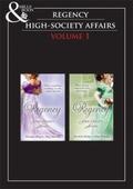 Regency high society vol 1