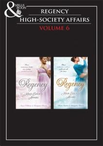 Regency High Society Vol 6 (ebok) av Anne O'B