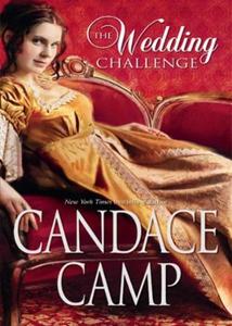 The wedding challenge (ebok) av Candace Camp
