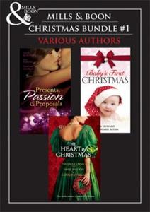 Christmas trio a (ebok) av Carole Mortimer, J
