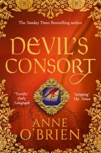 Devil's Consort (ebok) av Anne O'Brien