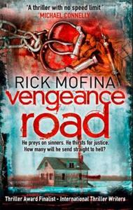 Vengeance Road (ebok) av Rick Mofina