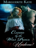 Claimed by the wolf prince