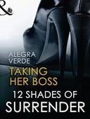 Taking her boss