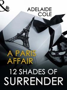 A paris affair (ebok) av Adelaide Cole