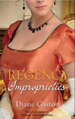 Regency improprieties