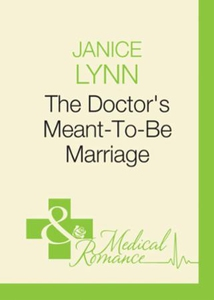 The doctor's meant-to-be marriage (ebok) av J