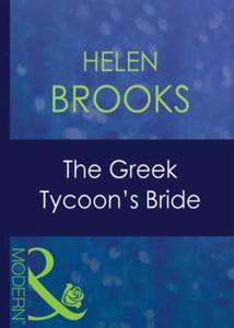 The greek tycoon's bride (ebok) av Helen Broo