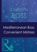 Mediterranean boss, convenient mistress