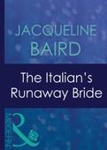The italian's runaway bride