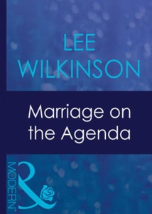 Marriage on the agenda (ebok) av Lee Wilkinso