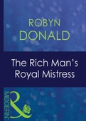 The rich man's royal mistress
