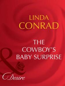 The cowboy's baby surprise (ebok) av Linda Co