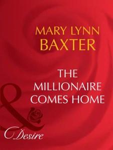 The millionaire comes home (ebok) av Mary Lyn