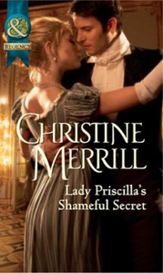Lady priscilla's shameful secret (ebok) av Ch