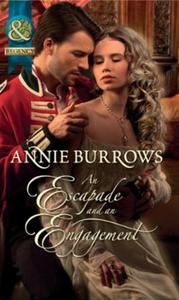 An escapade and an engagement (ebok) av Annie