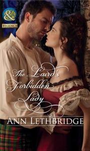 The laird's forbidden lady (ebok) av Ann Leth