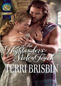 The highlander's stolen touch (ebok) av Terri