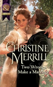 Two wrongs make a marriage (ebok) av Christin