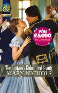 The captain's kidnapped beauty (ebok) av Mary