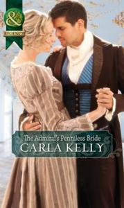 The admiral's penniless bride (ebok) av Carla