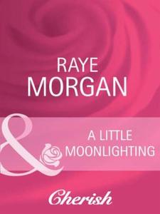 A little moonlighting (ebok) av Raye Morgan
