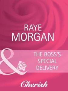 The Boss's Special Delivery (ebok) av Raye Mo