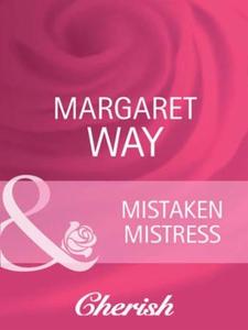 Mistaken mistress (ebok) av Margaret Way