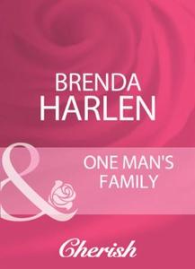 One man's family (ebok) av Brenda Harlen