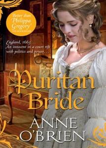 Puritan Bride (ebok) av Anne O'Brien