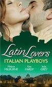 Latin lovers: italian playboys