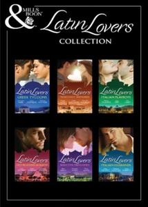 The latin lovers collection (ebok) av Jacquel