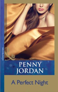 A Perfect Night (ebok) av Penny Jordan