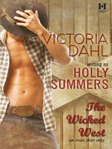 The wicked west (ebok) av Victoria Dahl
