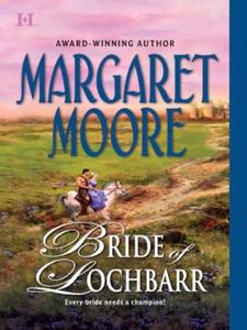 Bride of lochbarr (ebok) av Margaret Moore