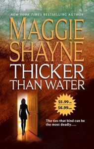 Thicker Than Water (ebok) av Maggie Shayne