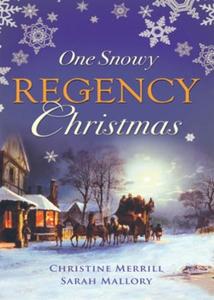 One snowy regency christmas (ebok) av Christi