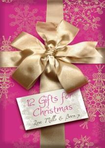 12 gifts for christmas (ebok) av Caitlin Crew