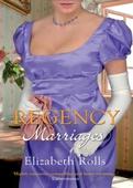 Regency marriages