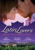 Latin lovers: seductive frenchman