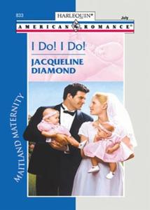 I do! i do! (ebok) av Jacqueline Diamond