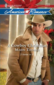 A cowboy christmas (ebok) av Ann Major