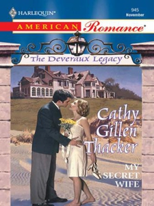 My secret wife (ebok) av Cathy Gillen Thacker