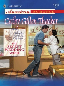 The secret wedding wish (ebok) av Cathy Gille