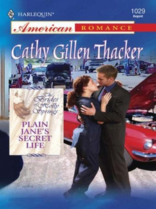 Plain jane's secret life (ebok) av Cathy Gill