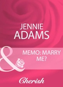 Memo: marry me?