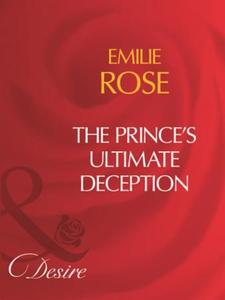 The Prince's Ultimate Deception (ebok) av Emi