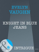 Knight in blue jeans