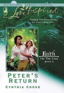 Peter's return (ebok) av Cynthia Cooke